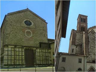 Mosaico - Chiesa - San Domenico - Prato