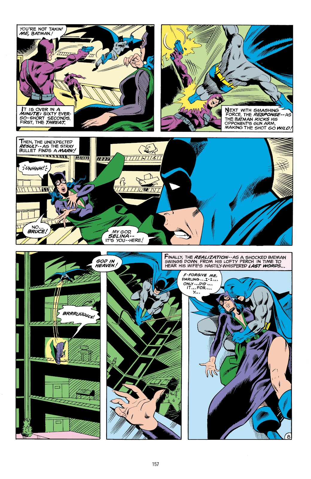 Read online Catwoman: A Celebration of 75 Years comic -  Issue # TPB (Part 2) - 58