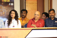 Kiran Chetwani with Janani Iyyer and others at Lakshmi Devi Samarpinchu Nede Chudandi Movie Interview 004.JPG