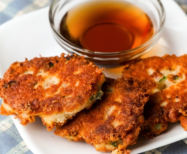Best Fritters Recipe