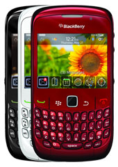 BlackBerry Cruve2 8520