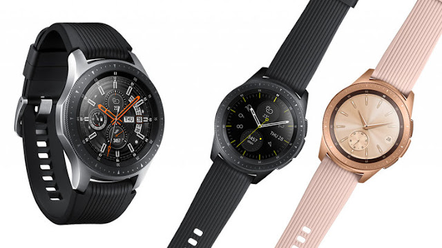 سعر ومواصفات الساعة الذكية الجديدة Galaxy Watch