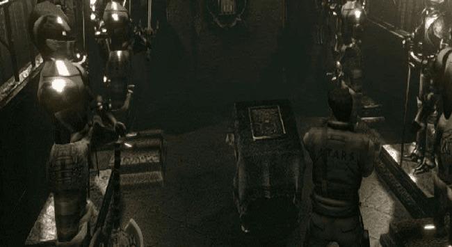 تحميل لعبة resident evil hd remaster