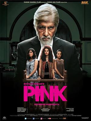 Pink 2016 Hindi 720p BluRay 990MB