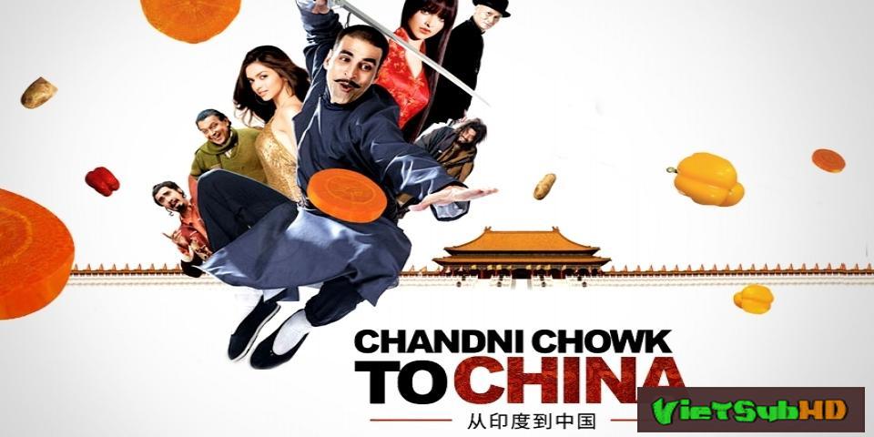 Phim Kungfu Mỹ Quốc VietSub HD | Chandni Chowk To China 2009