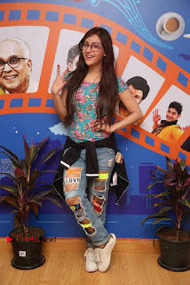 Telugu Actress Angela Stills in Ripped Jeans Angela Stills At Radio City For Rogue Promotions  0012.jpg