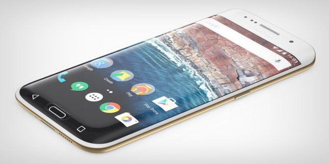 Samsung Galaxy S8 dan Samsung Galaxy S8 Edge - 10 Smartphone Paling Ditunggu Tahun 2017
