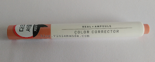 Althea Raya Box - Real Ampoule Color Corrector (Peach Beige)