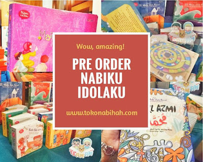 Nabiku Idolaku New Edition 2018