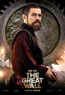 The Great Wall Movie Poster 12