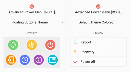 Advanced Power Menu Premium [ROOT] v1 5 7 Patched APK [Latest]