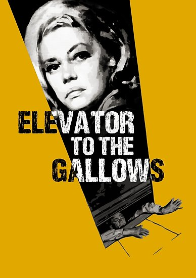 elevator to the gallows 1958 full movie