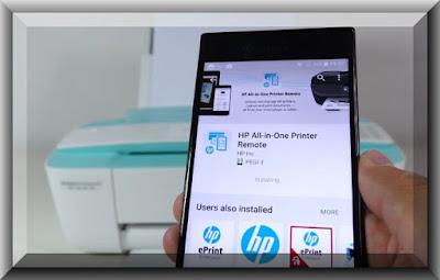 HP DeskJet 3700 Wireless Setup