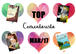 Top comentarista março/2017