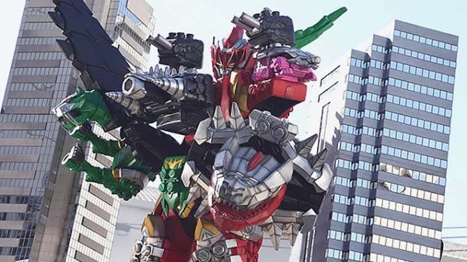 Kishiryu Sentai Ryusoulger Episode 6 Subtitle Indonesia