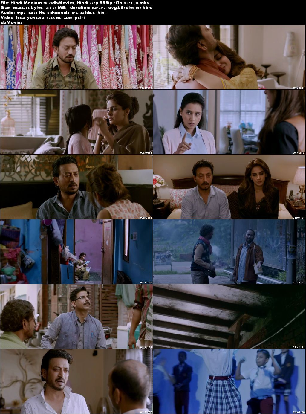 screen shot Hindi Medium 2017 Full Hindi Movie Download 300MB