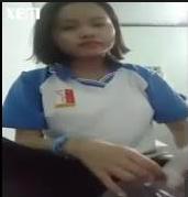 Clip video em bống bách khoa live stream khoe vếu khoe trọn vòng một ngực