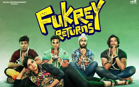 Fukrey Returns - All Movie Songs Lyrics Videos