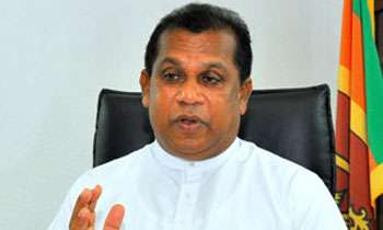 'Ava' gangsters influenced by violence in Tamil films: Minister Mthuma Bandara