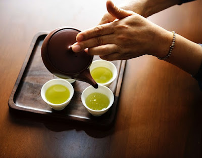 Benefits of Green Tea in Hindi