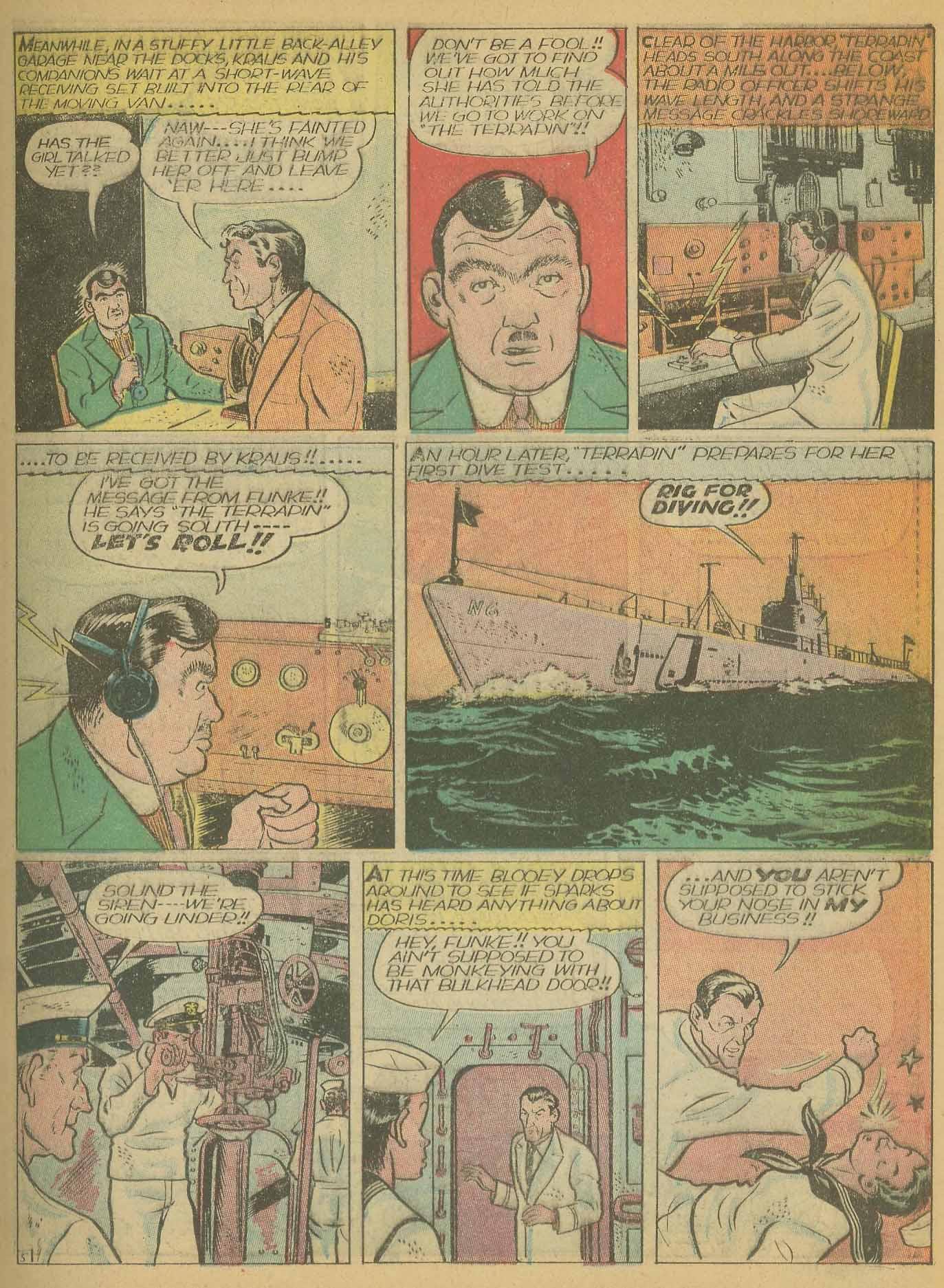 Read online All-American Comics (1939) comic -  Issue #8 - 15
