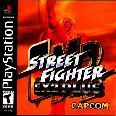 descargar street fighter EX2 plus psx mega
