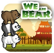 Juego We Are Bears para Android (We Bare Bears)
