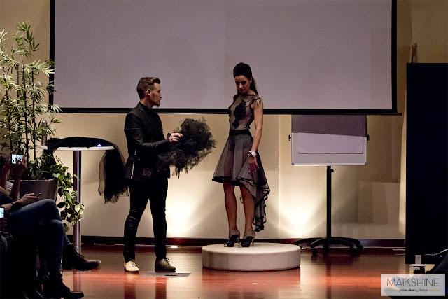 Presentación fashion show Jordi Dalmau - Rock Vintage