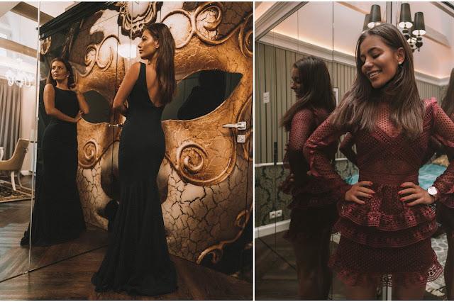 Sukienki od znanych projektantów za niewielką cenę / Propozycje na sylwestra i święta - Czytaj więcej