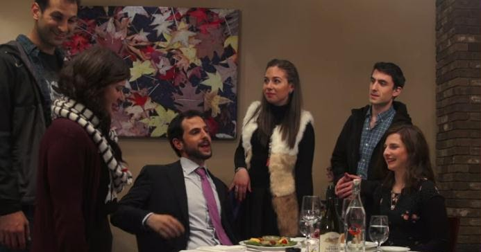 The Filmmaker Creating Friends for Modern Orthodox Jews
