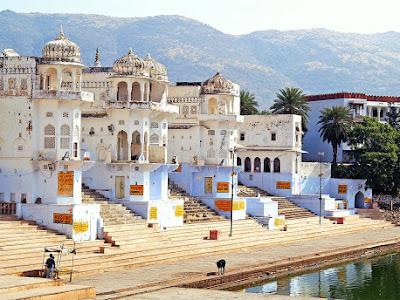 Private Same Day Trip To Ajmer Pushkar From Jaipur