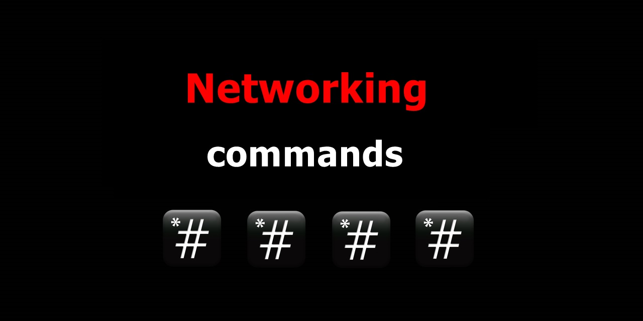 Networking Commands For Termux | Mobile Android Geeks | What