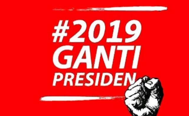 Dibalik #2019GantiPresiden, Presiden PKS :  Petahana, Sadarilah Masyarakat Ingin Berubah