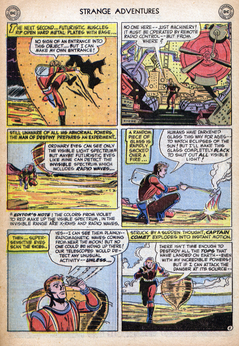 Strange Adventures (1950) issue 10 - Page 6