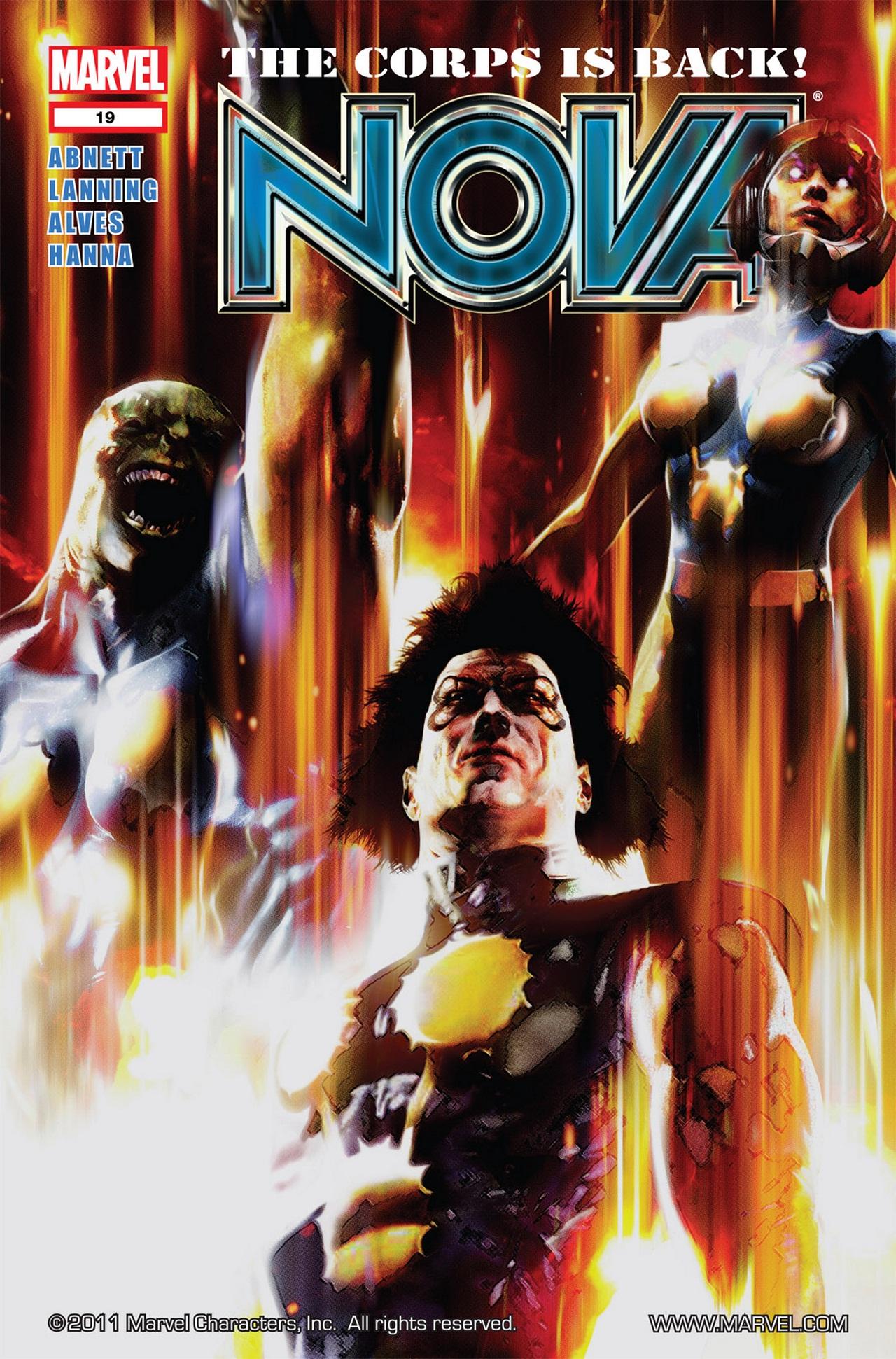 Nova (2007) issue 19 - Page 1