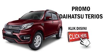 Promo Daihatsu DP termurah se Indonesia