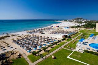Kélibia la blanche Tunisie