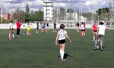 Fútbol Femenino Aranjuez