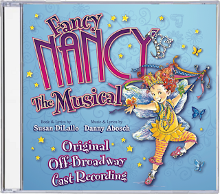 Fancy Nancy, off-broadway, susan dilallo, danny abosch