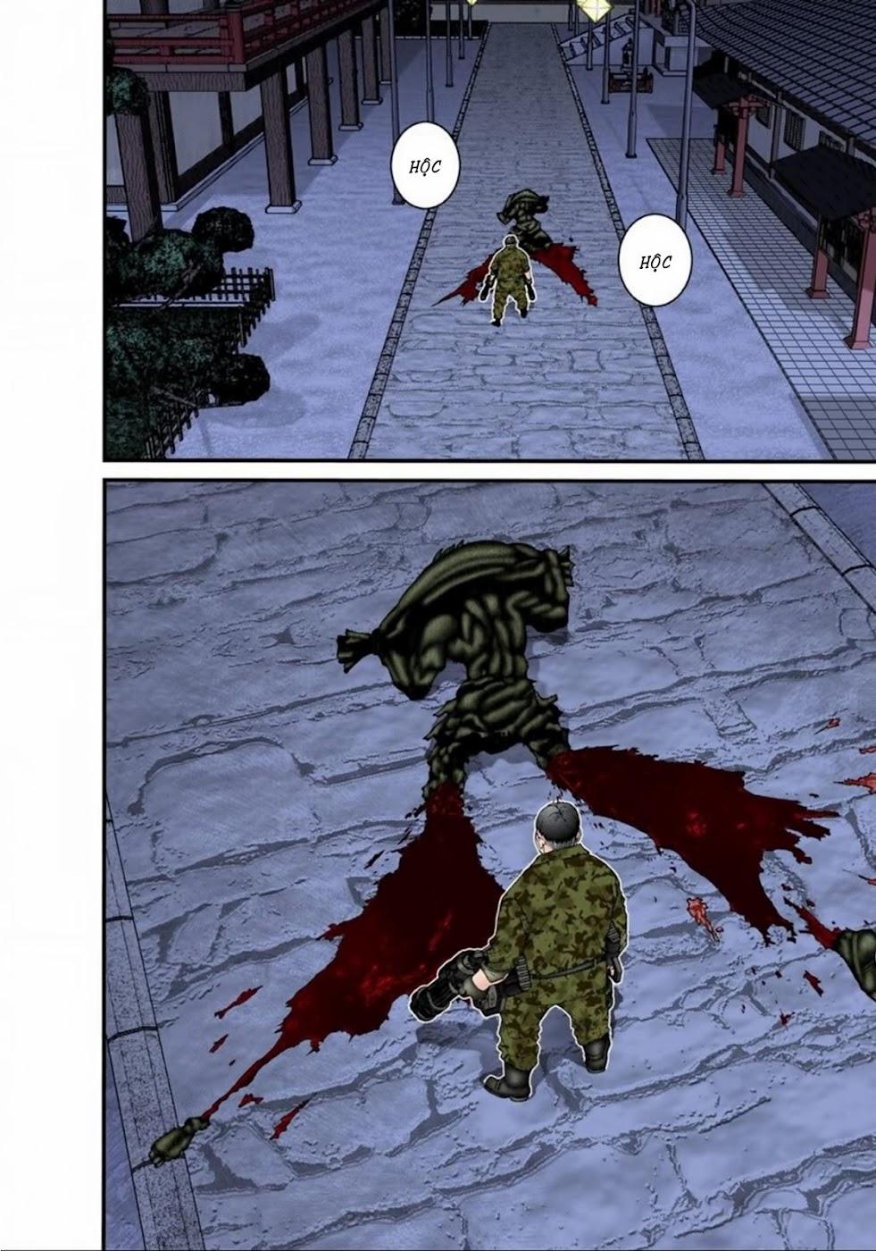 Gantz Chap 72: Tàn sát trang 2