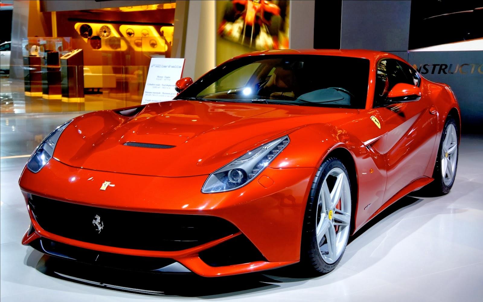 All Hot Informations: Download Ferrari F12 Berlinetta HD