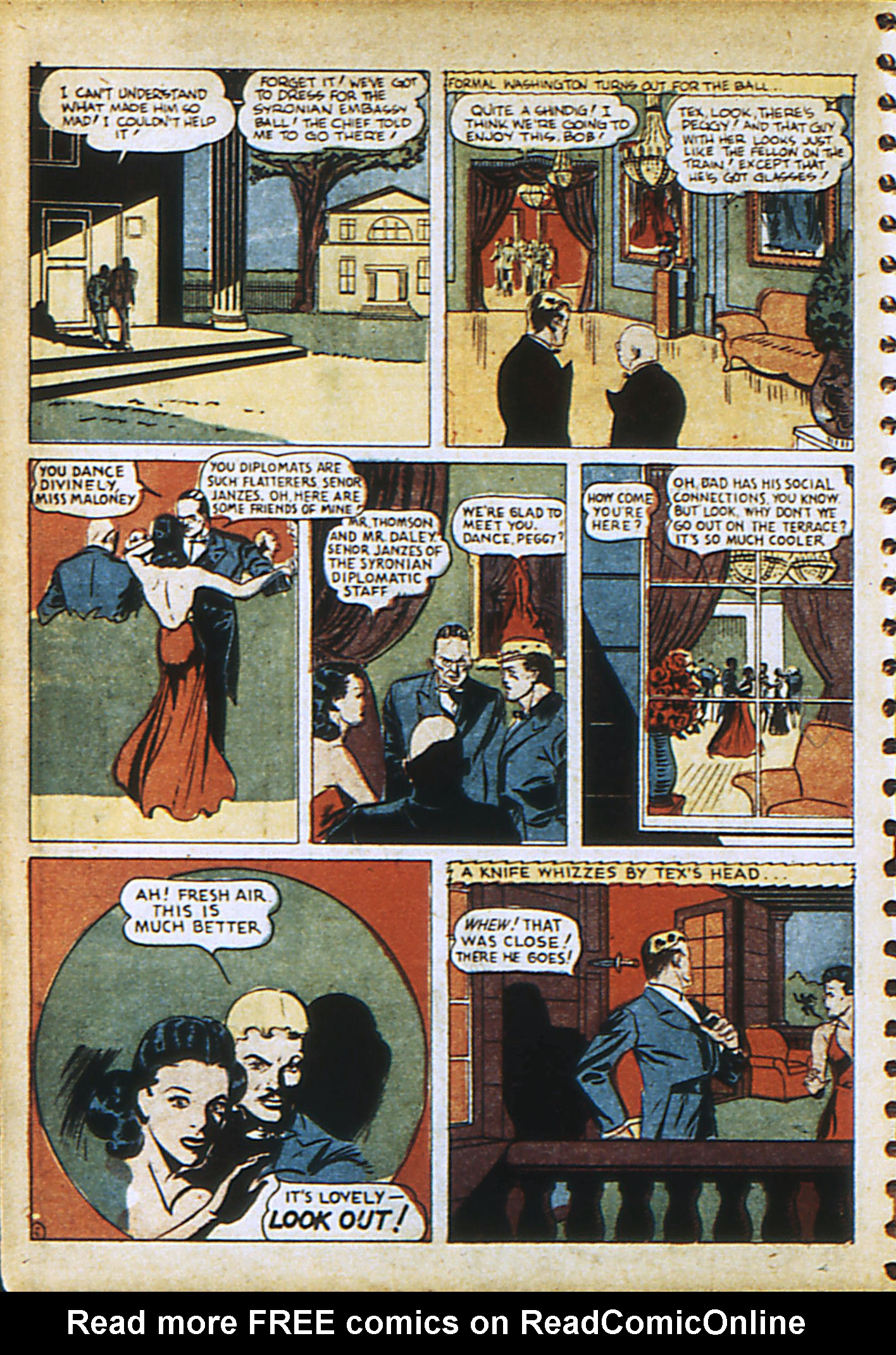 Action Comics (1938) 29 Page 42