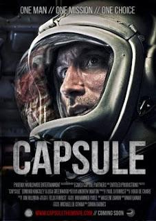 فيلم Capsule 2015 مترجم
