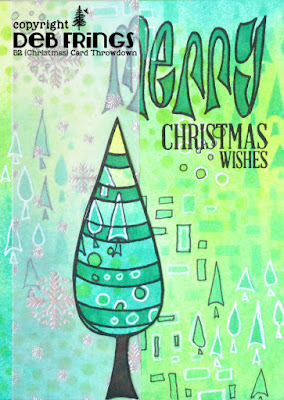 Merry Christmas Wishes - photo by Deborah Frings - Deborah's Gems