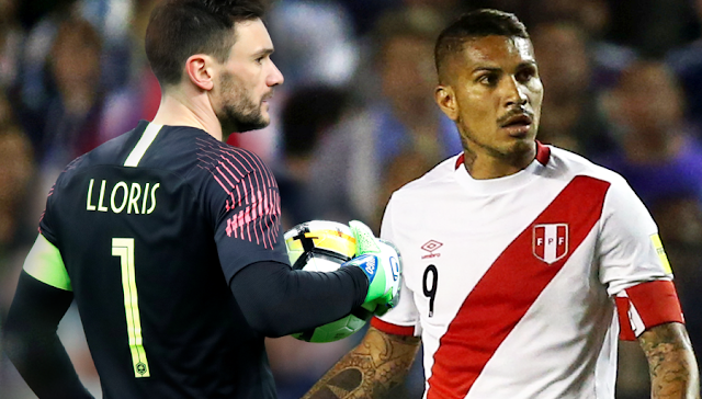 France-Peru: Probable compositions