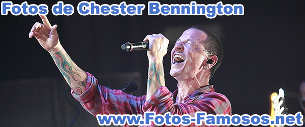 Fotos de Chester Bennington