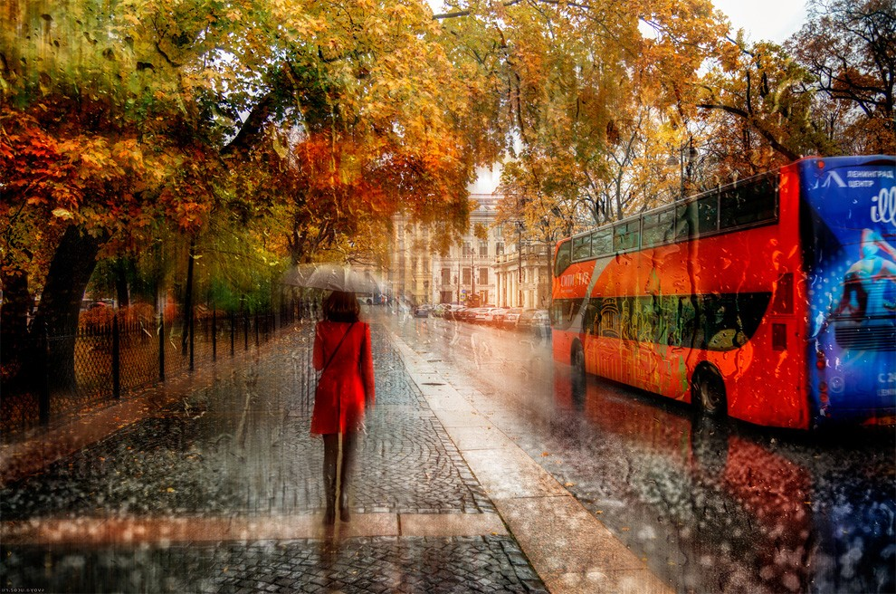 02-Eduard-Gordeev-Гордеев-Эдуард-Photographs-in-the-Rain-that-look-like-Oil-Paintings-www-designstack-co