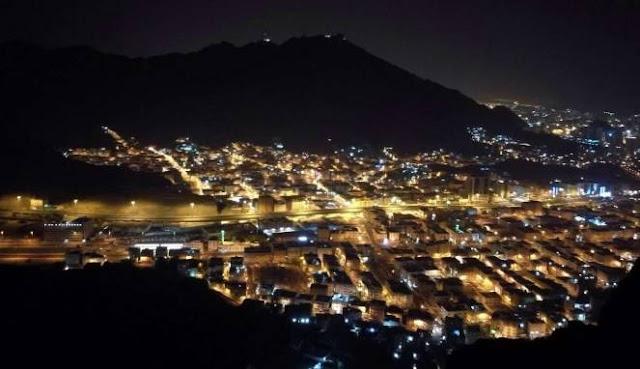 Pesona Jabal Nur