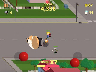 Fast Food Rampage APK high damage