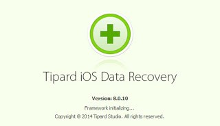 Tipard iOS Data Recovery 8.3.26 Multilingual Full Version